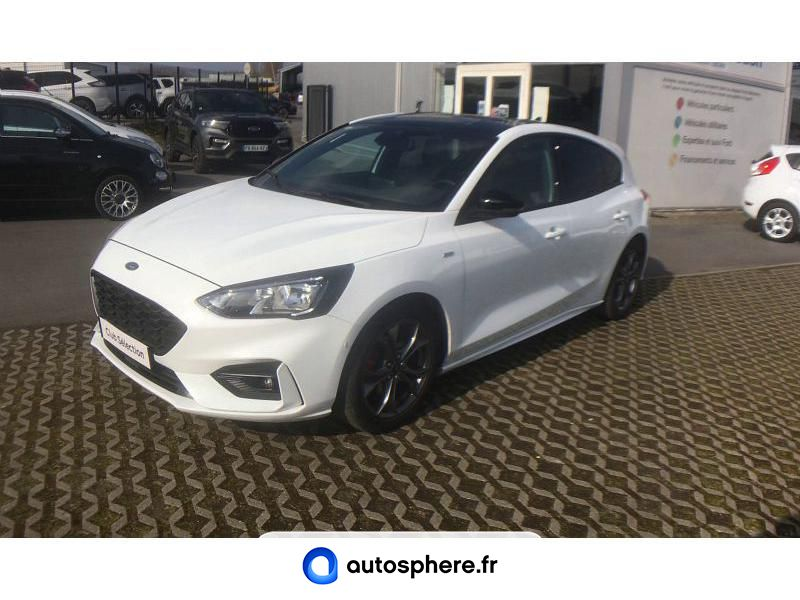 FORD FOCUS 1.0 ECOBOOST 125CH ST-LINE - Miniature 1