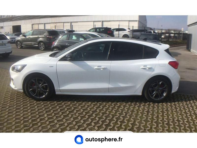 FORD FOCUS 1.0 ECOBOOST 125CH ST-LINE - Miniature 3