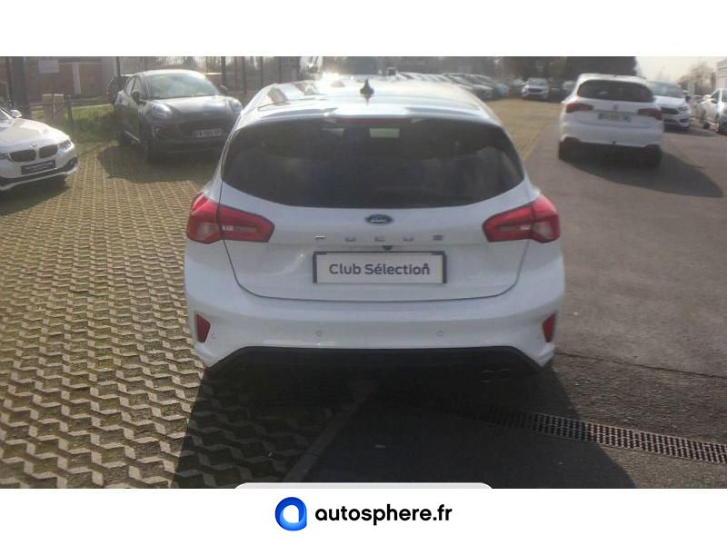 FORD FOCUS 1.0 ECOBOOST 125CH ST-LINE - Miniature 4