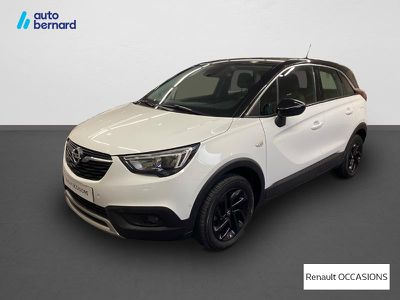 Opel Crossland X 1.2 Turbo 130ch Innovation occasion