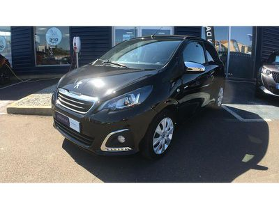 Peugeot 108 VTi 72 Top! Style 5p occasion