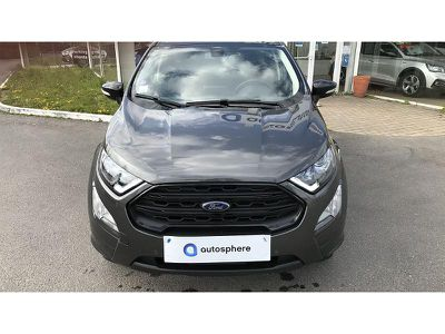 FORD ECOSPORT 1.0 ECOBOOST 125CH ST-LINE - Miniature 5