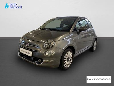 Fiat 500 1.2 8v 69ch Lounge occasion