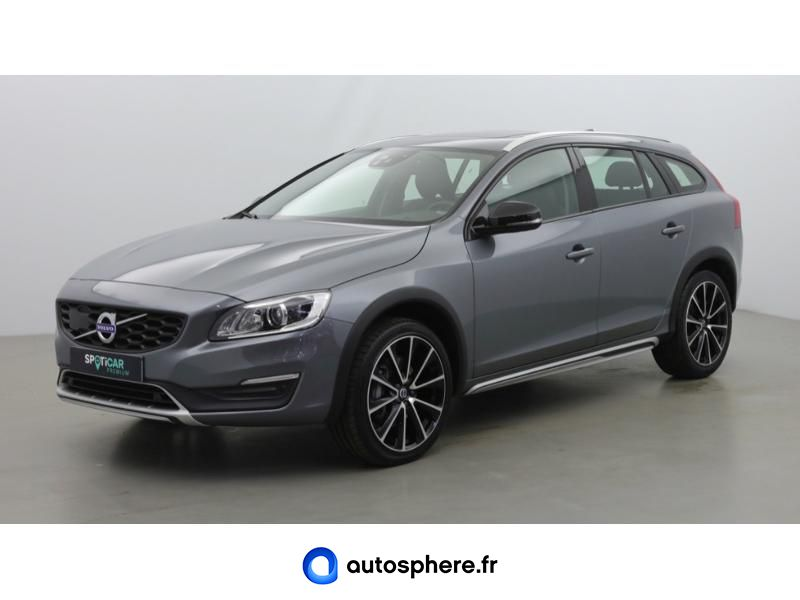 VOLVO V60 CROSS COUNTRY D4 190CH XENIUM GEARTRONIC - Photo 1
