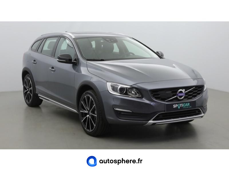 VOLVO V60 CROSS COUNTRY D4 190CH XENIUM GEARTRONIC - Miniature 3