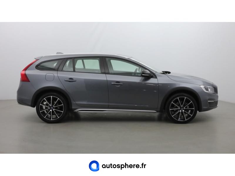 VOLVO V60 CROSS COUNTRY D4 190CH XENIUM GEARTRONIC - Miniature 4