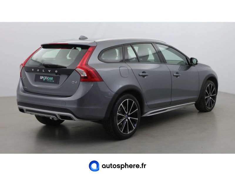 VOLVO V60 CROSS COUNTRY D4 190CH XENIUM GEARTRONIC - Miniature 5