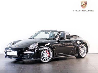 Porsche 911 (997) Cabriolet Carrera 4 GTS PDK occasion