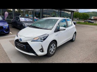 Toyota Yaris 100h France Business 5p MY19 occasion