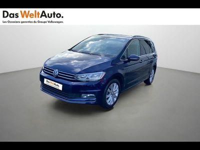 Volkswagen Touran 2.0 TDI 150ch BlueMotion Technology FAP Carat DSG6 7 places occasion