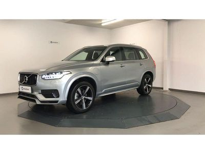 VOLVO XC90 T8 TWIN ENGINE 303 + 87CH R-DESIGN GEARTRONIC 7 PLACES - Miniature 1