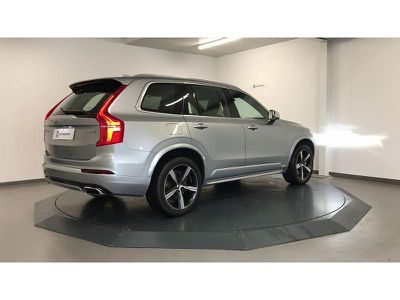 VOLVO XC90 T8 TWIN ENGINE 303 + 87CH R-DESIGN GEARTRONIC 7 PLACES - Miniature 2