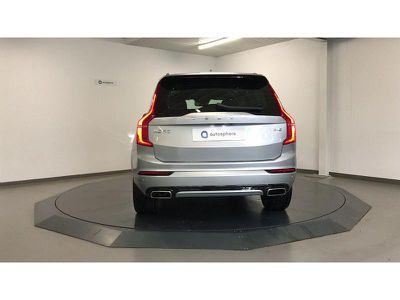 VOLVO XC90 T8 TWIN ENGINE 303 + 87CH R-DESIGN GEARTRONIC 7 PLACES - Miniature 4