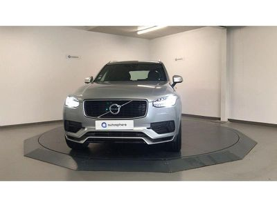 VOLVO XC90 T8 TWIN ENGINE 303 + 87CH R-DESIGN GEARTRONIC 7 PLACES - Miniature 5