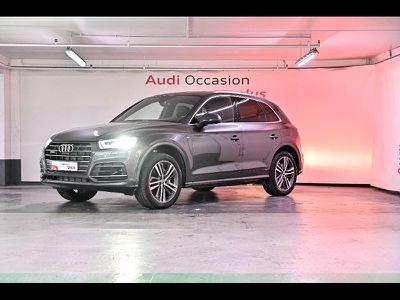 Audi Q5 55 TFSI e 367ch S line quattro S tronic 7 Euro6d-T occasion