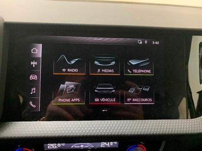 Audi A1 Sportback 25 TFSI 95ch Design S tronic 7 occasion