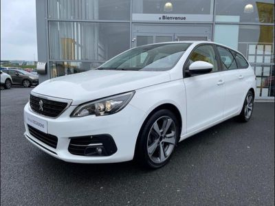 Peugeot 308 Sw 1.5 BlueHDi 130 Active CARPLAY Radars AR Gtie 1an occasion