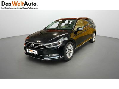 Volkswagen Passat Sw 2.0 TDI 190ch BlueMotion Technology Carat Exclusive DSG6 occasion