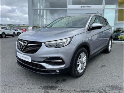 Opel Grandland X 1.2 Turbo 130 Business Gps Radars 34900 Kms Gtie 1an occasion
