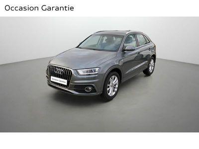 Audi Q3 2.0 TDI 140ch Ambiente occasion
