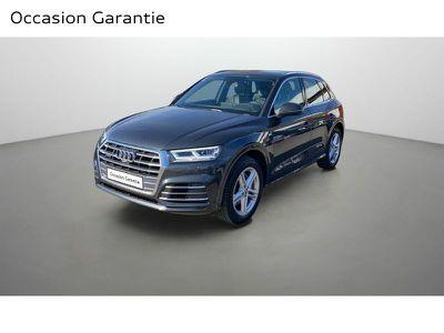 Audi Q5 3.0 V6 TDI 286ch S line quattro Tiptronic 8 occasion