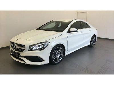 Mercedes Cla 200 d Launch Edition occasion