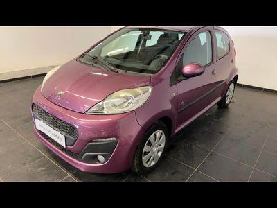 Peugeot 107 1.0 12v Envy 5p occasion