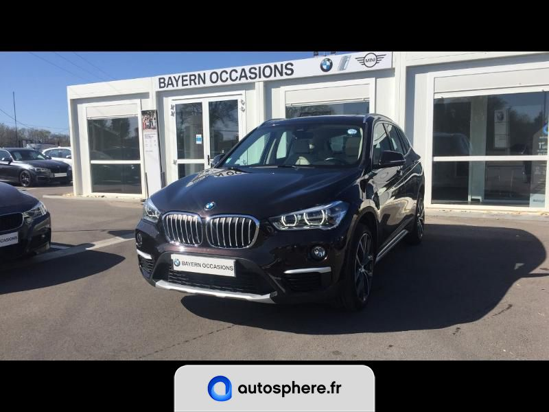 BMW X1 XDRIVE20IA 192CH XLINE - Photo 1