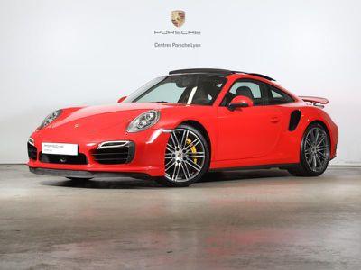 Porsche 911 Coupe Turbo S occasion
