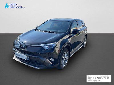 Leasing Toyota Rav4 197 Hybride Dynamic Edition Awd Cvt