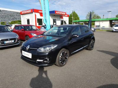 Renault Megane 1.5 dCi 110ch energy BOSE eco² Euro6 2015 occasion
