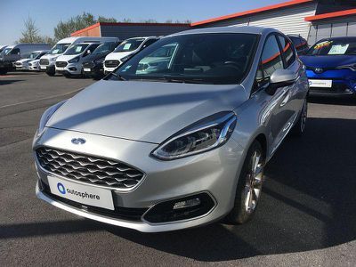 Leasing Ford Fiesta 1.0 Ecoboost 100ch Stop&start Vignale 5p Euro6.2