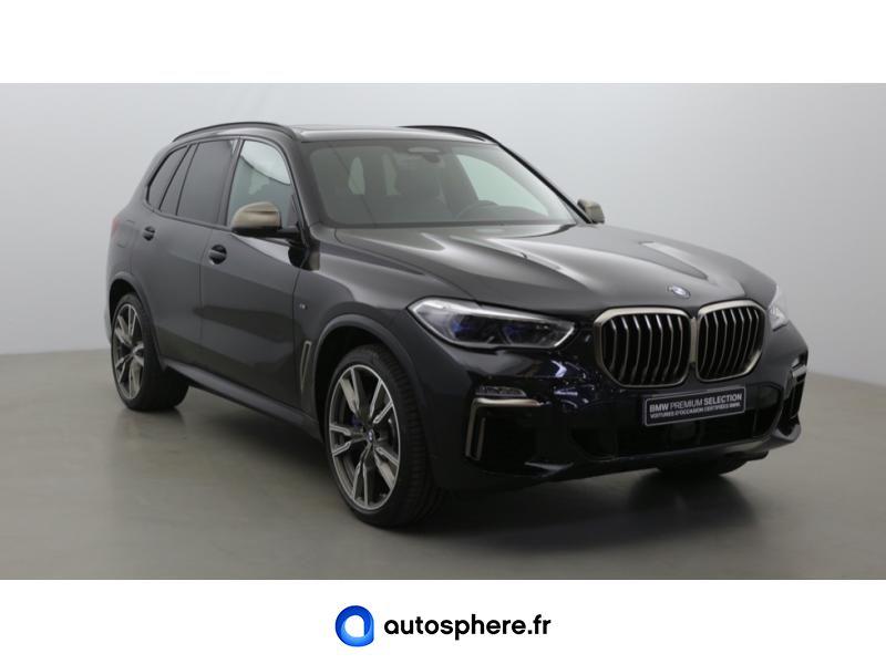 BMW X5 M50DA XDRIVE 400CH - Miniature 3