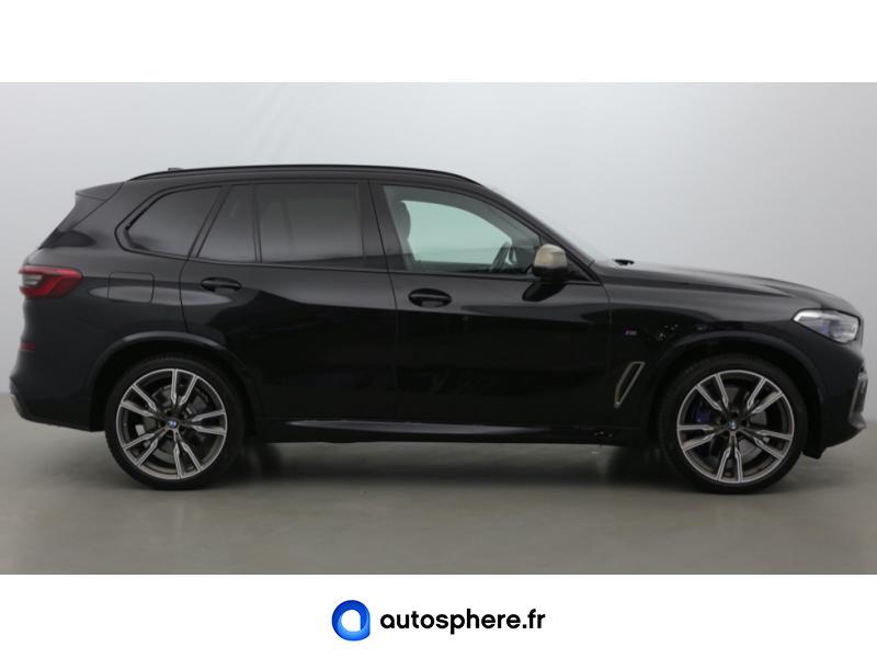 BMW X5 M50DA XDRIVE 400CH - Miniature 4