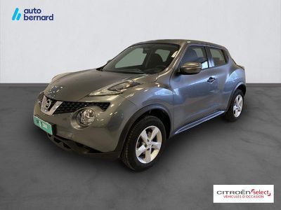 Nissan Juke 1.5 dCi 110ch Visia Pack occasion