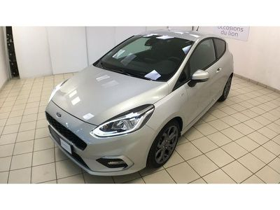 Ford Fiesta 1.0 EcoBoost 100ch Stop&Start ST-Line 3p Euro6.2 occasion