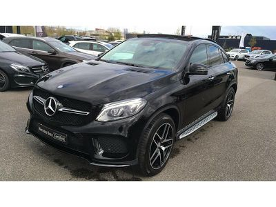 Mercedes Gle Coupe 350 d 258ch Sportline 4Matic 9G-Tronic occasion