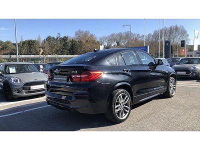 BMW X4 XDRIVE20DA 190CH M SPORT - Miniature 2