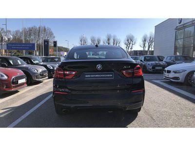 BMW X4 XDRIVE20DA 190CH M SPORT - Miniature 4