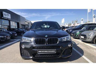 BMW X4 XDRIVE20DA 190CH M SPORT - Miniature 5