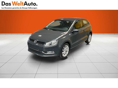Volkswagen Polo 1.2 TSI 90ch BlueMotion Technology Carat 3p occasion