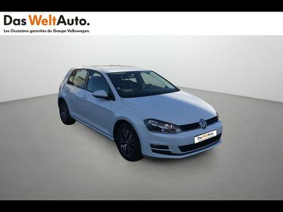 Volkswagen Golf 2.0 TDI 150ch BlueMotion Technology FAP Allstar 5p occasion