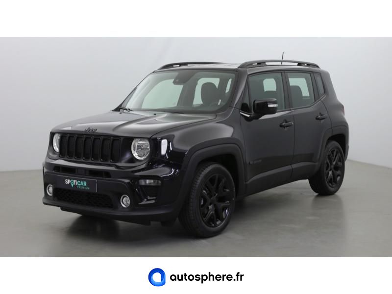 JEEP RENEGADE 1.0 GSE T3 120CH LONGITUDE MY21 - Photo 1