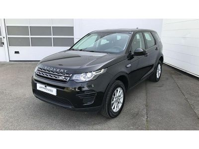 Land-rover Discovery Sport 2.0 TD4 180ch Business AWD BVA Mark III occasion