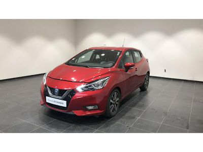 Leasing Nissan Micra 0.9 Ig-t 90ch Made In France 2