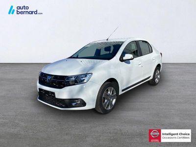 Dacia Logan 1.0 SCe 75ch Lauréate 4cv occasion