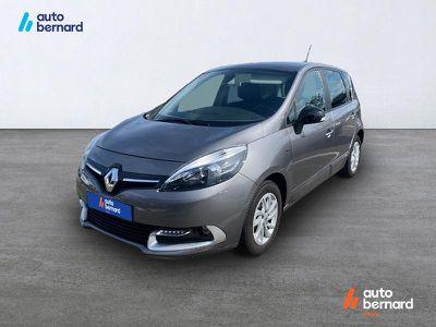Renault Scenic 1.5 dCi 110ch energy Zen eco² 2015 occasion