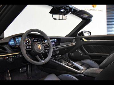 PORSCHE 911 CABRIOLET 3.7 650CH TURBO S MY21 - Miniature 4