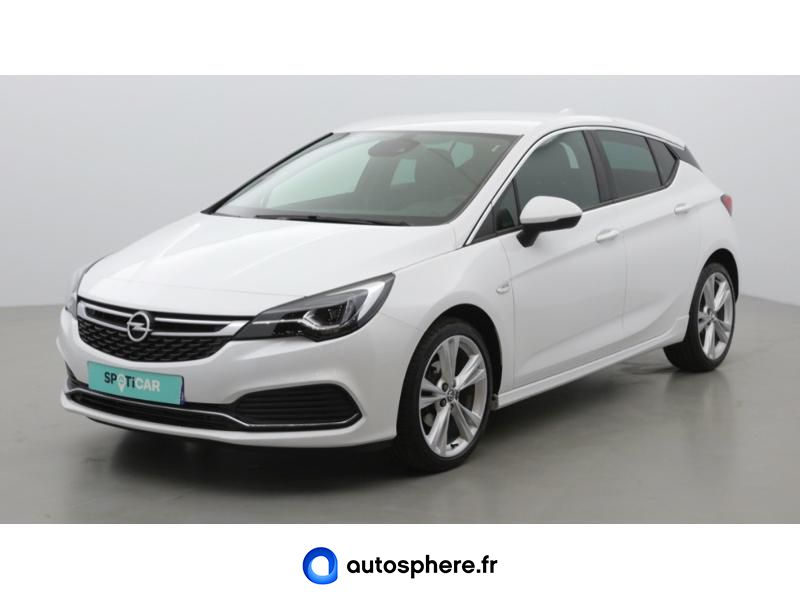 OPEL ASTRA 1.4 TURBO 150CH START&STOP S - Photo 1