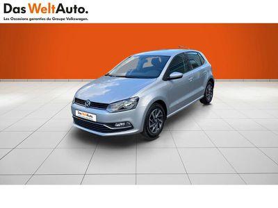 Volkswagen Polo 1.2 TSI 90ch BlueMotion Technology Confortline DSG7 5p occasion